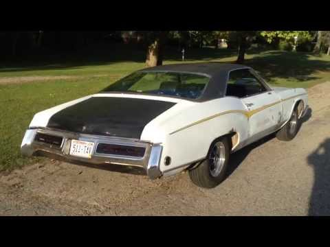 1970 riviera walk around two