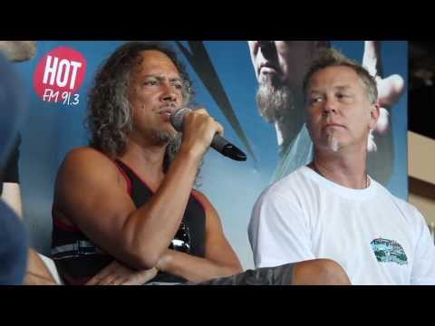 METALLICA - Live In Singapore 2013 Tour Video
