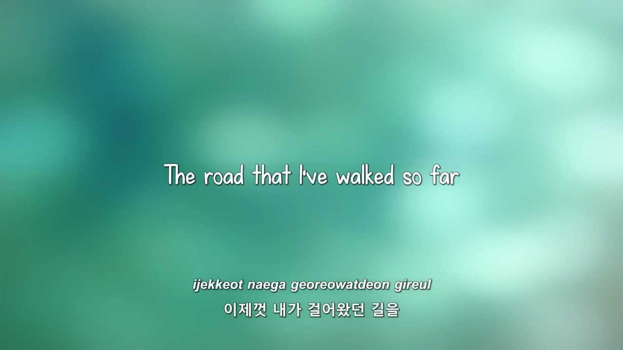 SHINee- The Reason lyrics [Eng. | Rom. | Han.]