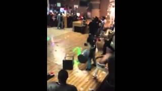 G Herbo & Nlmb Fight In Gary Indiana