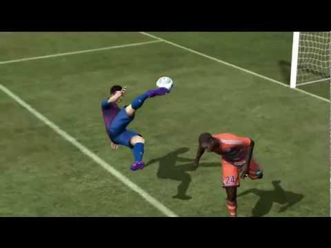 FIFA 12 - My Best Goals So Far - RossiHD (Xbox 360) (HD)