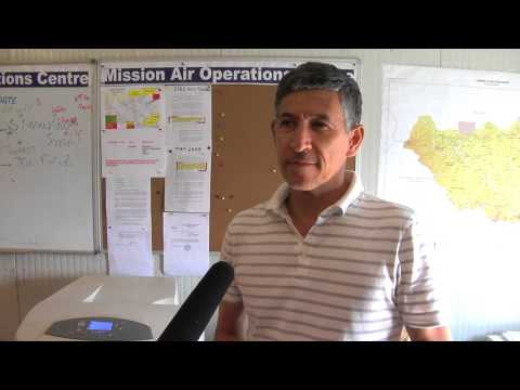 30122013 UNMISS Air Operations