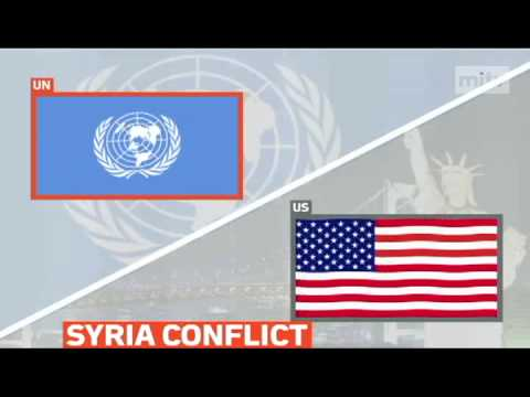 mitv - Syria warring sides join world powers in Switzerland for peace talks