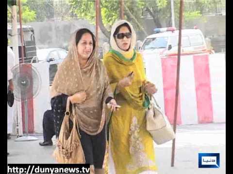Dunya News-18-06-2012-MPAs & Sun Glasses Style