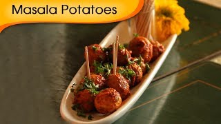Masala Baby Potatoes..
