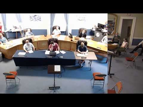 Plattsburgh Common Council Meeting  6-25-20