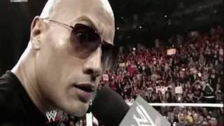 • WWE WrestleMania 27: • John Cena Vs. The Miz