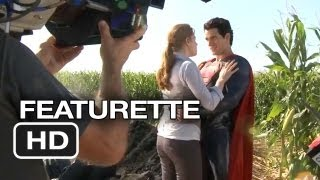 Man Of Steel Extended Featurette (2013) Superman Movie