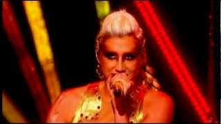 Ke$ha Die Young (Live Graham Norton Show)