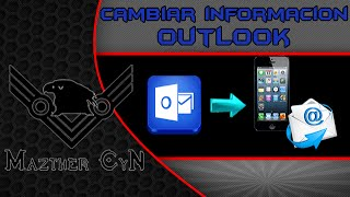 Cambiar E-Mail Alternativo Outllook