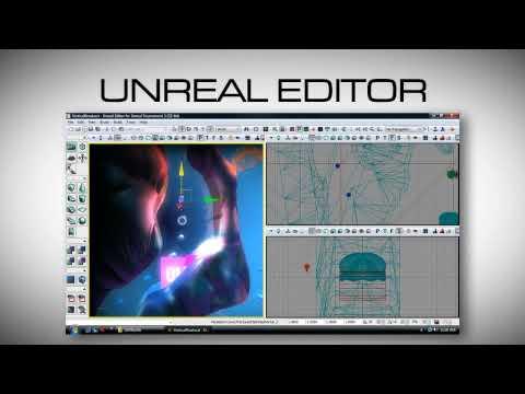 Unreal Engine 3: Теперь бесплатно
