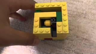 レゴで作った自動販売機11の仕組み