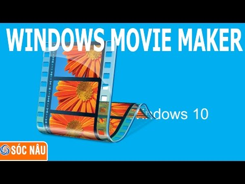 Cài đặt Windows Movie Maker trên Windows 10