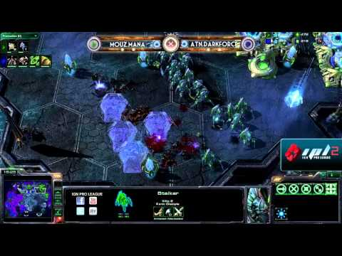 IPL S2 - Winners: Round 1 - Mana vs DarKFoRcE- Game 1 of 3