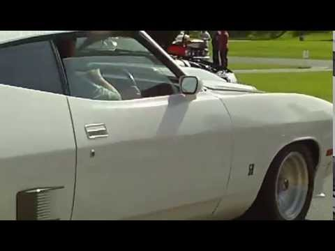 XC falcon COUPE 5.8 muscle cars cruisin
