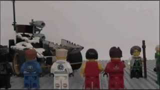 Lego Ninjago Rebooted Episode 4 The New Sensei