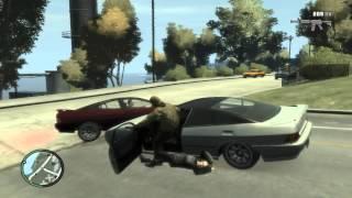 GTA IV Voando No Parquinho E Uma Historia De Infância =D