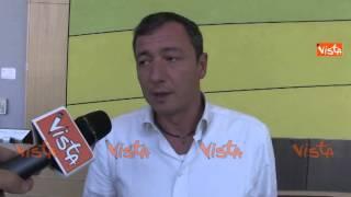 BRUXELLES TAMBURRANO M5S ITALIA SVENDE RETE GAS ED ELETTRICA A CINA 02-09-14