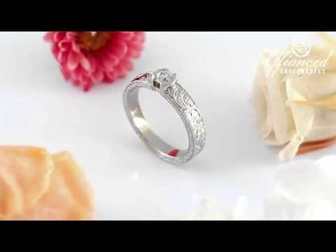Bossanova - eljegyzési gyűrű