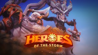 Heroes of the Storm - Raiders of Warchrome