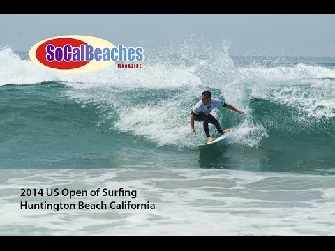 US Open of Surfing Weekend 1 Surf Highlights Huntington Beach