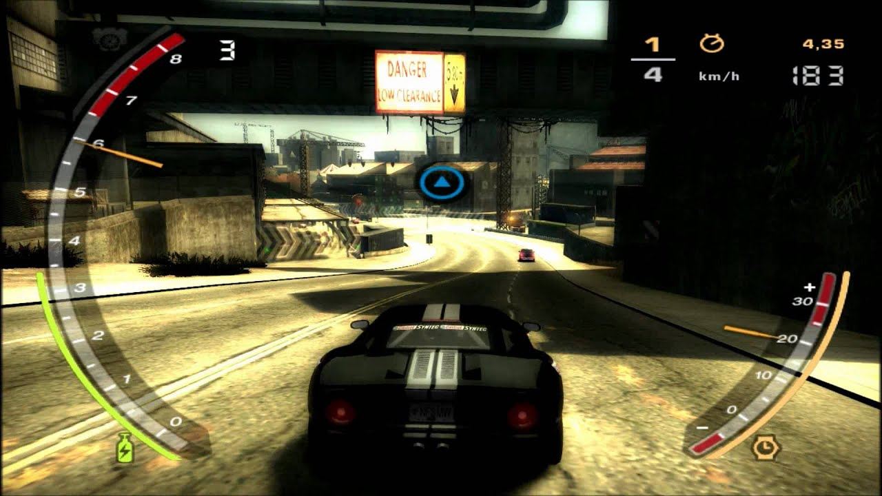 Nfs Most Wanted Castrol Syntec Ford Gt