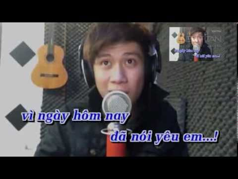 Karaoke Mình Yêu Nhau Đi-LEG[full beat bè]