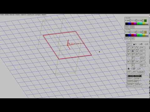 Decaff's Scenery Editor Tutorial - Rectangular Regions