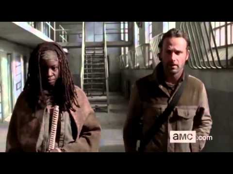 The Walking Dead Season 4 - A Look Ahead (Inside The Walking Dead)