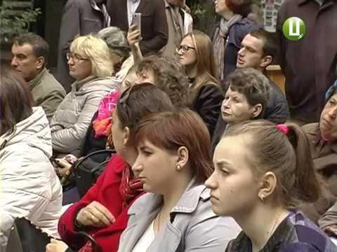 «Слово єднає» третій літературний фестиваль Хмельницького зібрав кілька десятків письменників