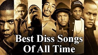 Top 50 - The Best Diss Songs Of All Time