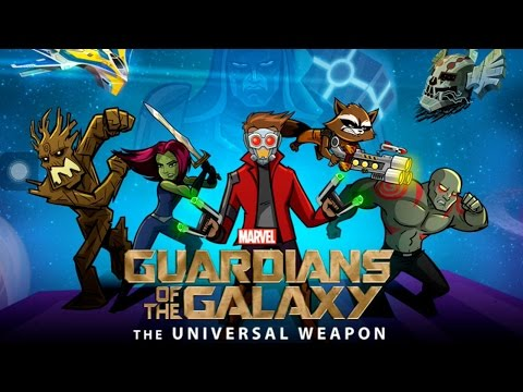 Let's Play Guardians of the Galaxy: The Universal Weapon - First 30 Mins