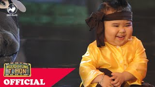 Người Hùng Tí Hon | Tập 11: Tài năng đặc biệt - Minh Hoàng (Biệt đội Vui Nhộn)