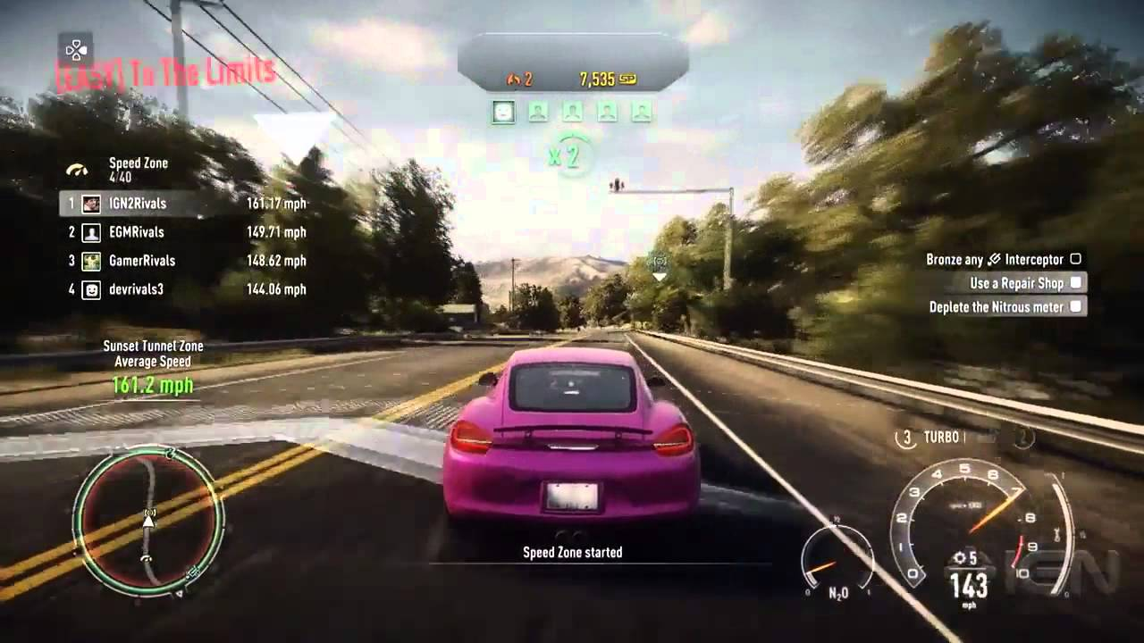 need for speed rivals pursuit gameplay ps4 youtube. Black Bedroom Furniture Sets. Home Design Ideas