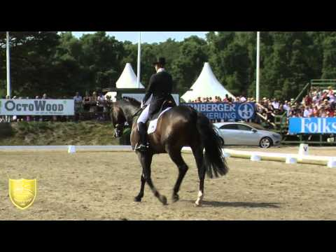 WDM Falsterbo #1 in Exquis GPF Tinne Vilhemson-Silfven & Don Auriello