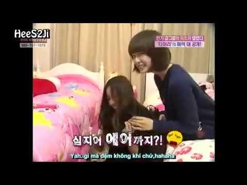 [Fakesub] Chuyện đời tư - T-ARA JiMin/MinYeon
