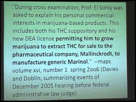 Cannabinoid Medical Science and Political Ecology - Dr. Sunil Kumar Aggarwal
