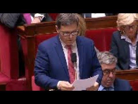M. Sébastien Leclerc - Restructuration de l'usine Saint-Louis Sucre