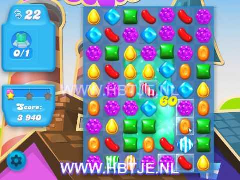 Candy Crush Soda Saga level 2