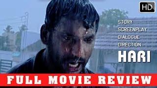 Tamil Movie Poojai Tamil Full Movie Review Tamil Movie