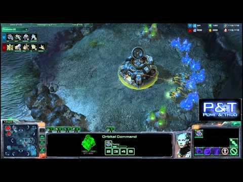 (HD493) Dragon vs Elfi - TvP - G3 - Starcraft 2 Replay [FR]