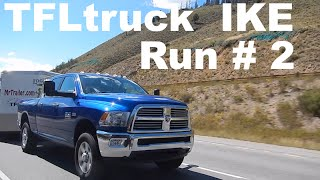 2014 Ram 2500 6.4L HEMI Vs Ike Gauntlet: Run # 2 Raw