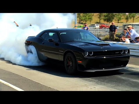 2015 Dodge Challenger Track Day - Portland, Oregon
