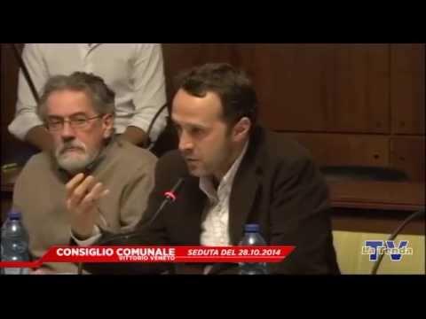 CONSIGLIO COMUNALE VITTORIO VENETO - Seduta del 28.10.2014