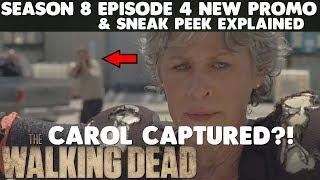 TWD Season 8 Episode 4 NEW Promo Sneak Peek Breakdown & Predictions