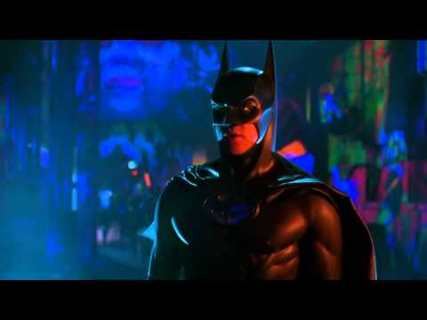 Kevin Smith Commentary - BATMAN FOREVER 1995