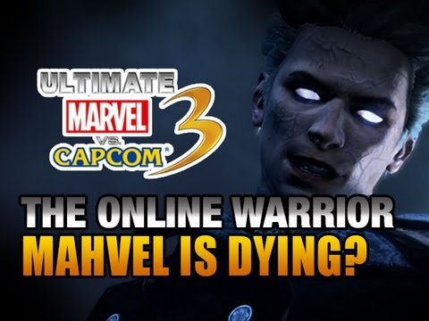UMVC3: The Online Warrior SEASON 2 - Ep. 30 'MAHVEL IS DYING?'
