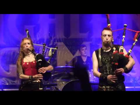 CELTICA -Pipes Rock Live at HighlandGames Angelbachtal 2011.mpg