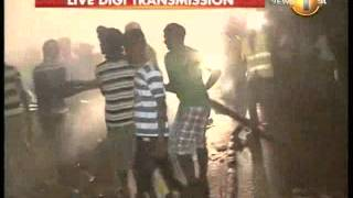 Pettah shops on fire - Breaking News