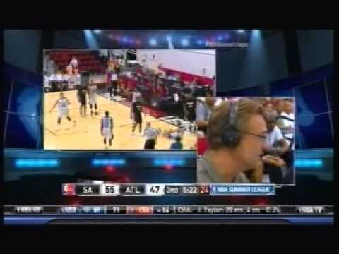 Spurs GM RC Buford interview